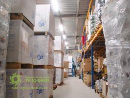 Склад товара и запасных частей :: Технический центр 'Садово-огородная техника'